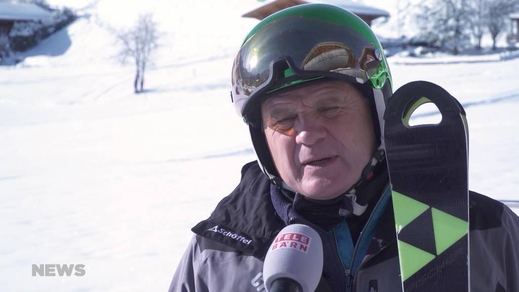 Nach 27 Jahren: Rennleiter vom Ski-Weltcup Adelboden Hans Pieren tritt zurück