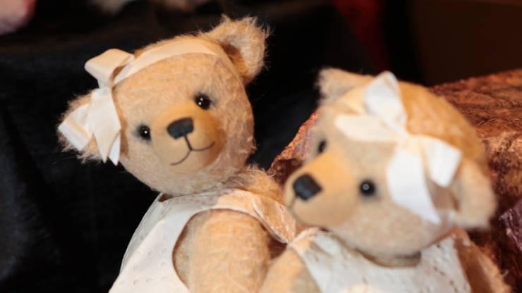 Teddybärenausstellung im Saalbau