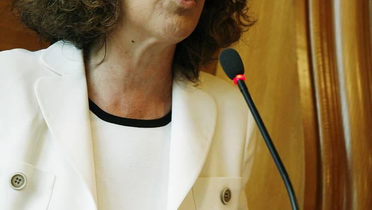 Barbara Egger-Jenzer ordnet eine Untersuchung an, welche abklären soll, wie die Zuständigkeiten beim Bau der Frauenklinik geregelt waren.