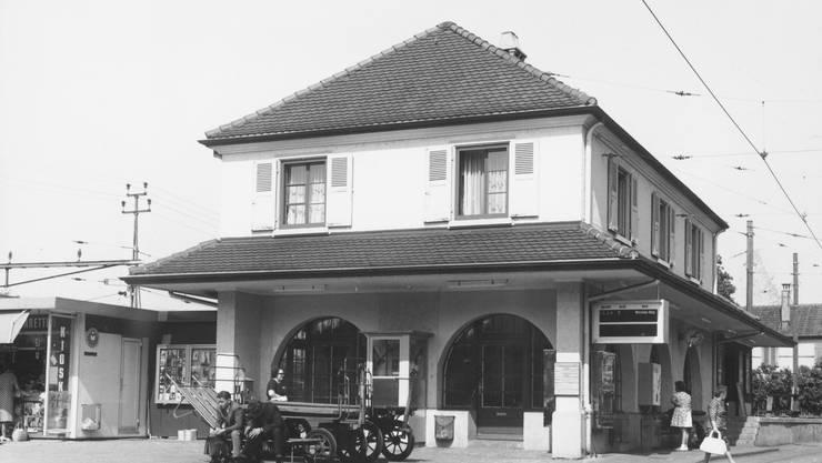 Aarau WSB, 11. August 1965
