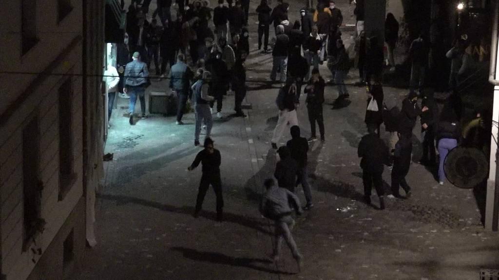 Nach St.Galler Krawallen: Politiker fordern mehr Toleranz