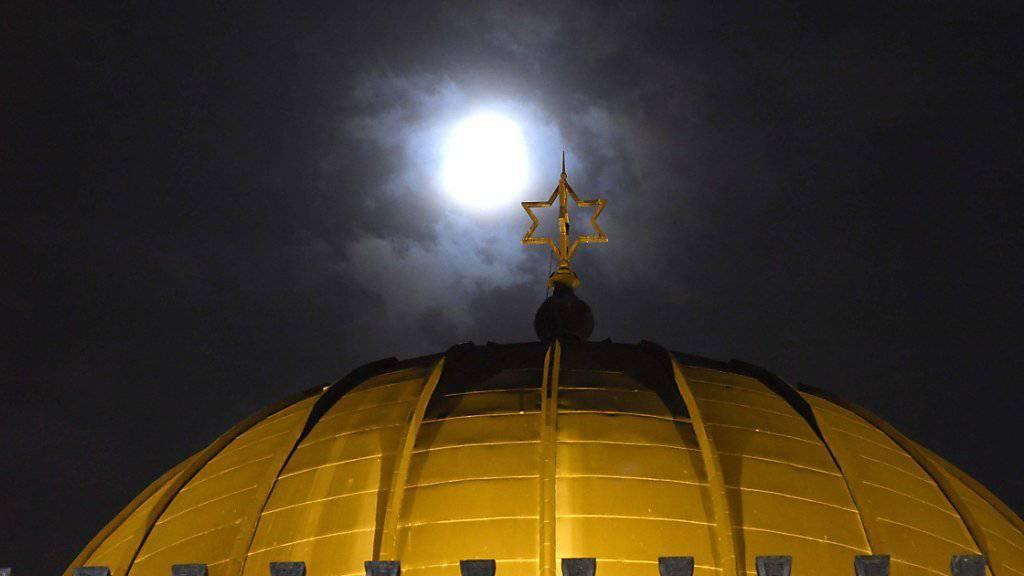 Eine Synagoge wurde im schwedischen Göteborg in der Nacht zum Ziel eines versuchten Brandanschlags. Die Urheber und deren Motiv sind unklar. (Symbolbild)
