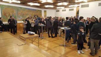 2. Version von Wahlen in Riehen