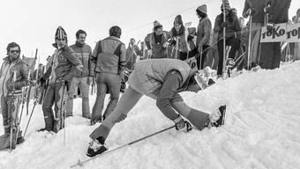 60 Jahren Skitage Adelboden