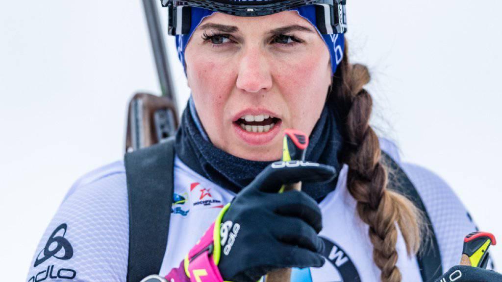 Lena Häcki blickt auf zwei Top-Ten-Resultate innert 24 Stunden zurück.