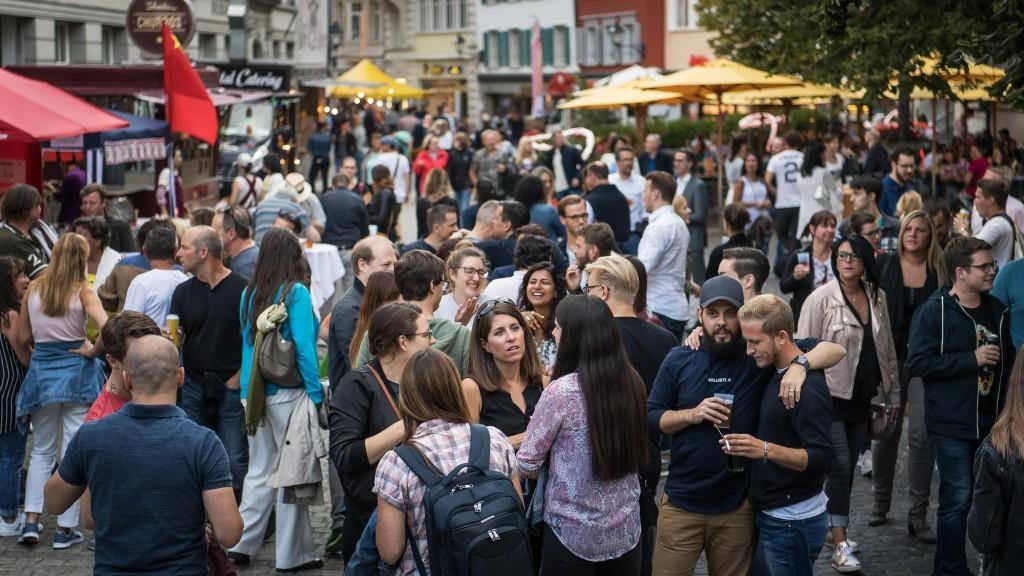 Das St.Galler Fest findet definitiv nicht statt