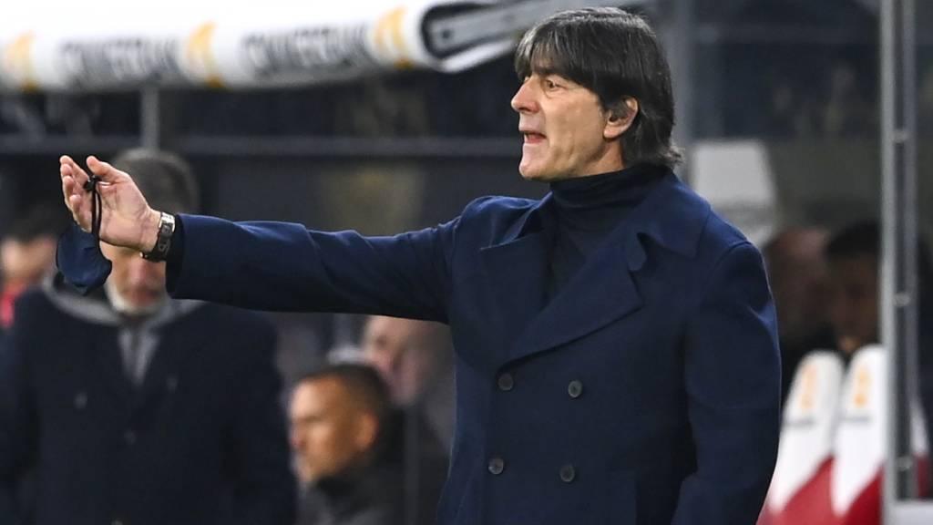 DFB-Beratungen über Cheftrainer Löw am 4. Dezember
