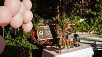 «Miss Marshall» ist ein geheimnisvolles Pop-up-Restaurant, dass an sieben Abenden im Sommer die Gaumen der Gäste verwöhnt
