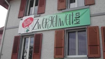 Die Kita Zwergenwelt eröffnet am 1. September in Recherswil.