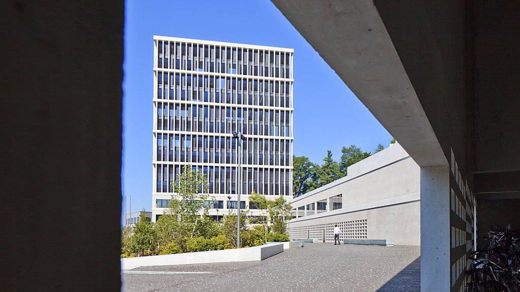Das Bundesverwaltungsgericht in St. Gallen (Archivbild) ist seiner Aufsichtsfunktion nicht nachgekommen im Zusammenhang mit einer Kommission, die sich um Enteignungen am Flughafen Zürich kümmert. Das urteilte das Bundesgericht.