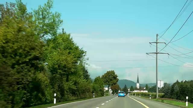 Von Killwangen nach Baden – eine Fahrt auf der Strecke der geplanten Limmattalbahn, inklusive Haltestellen