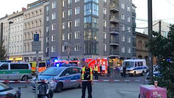 Umfall in Berlin