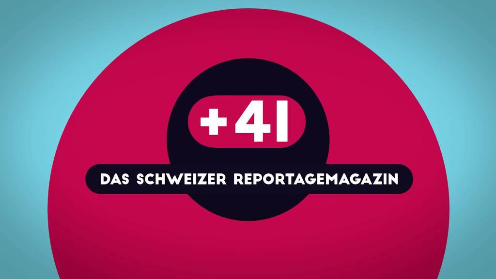 Das Schweizer Reportagemagazin
