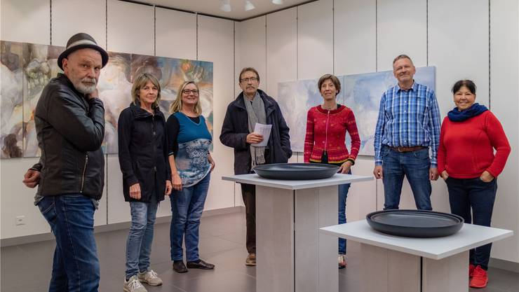 Heute Freitag startet die neue Kunstausstellung «Artetemporis 2».