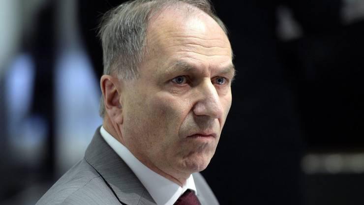 Der Zürcher Justizdirektor Martin Graf tut die Kritik ab.