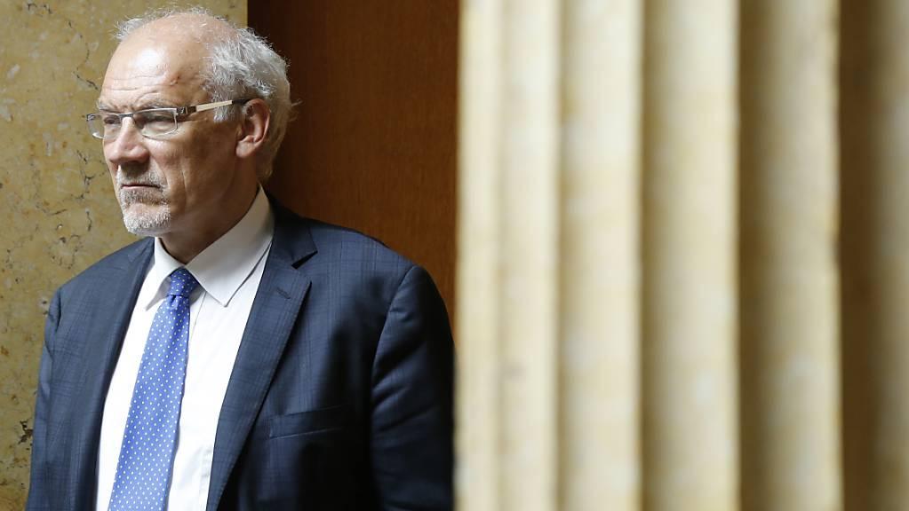 Josias Gasser, Mitbegründer der GLP Graubünden und ehemaliger Nationalrat,  verlässt die parlamentarische Bühne und tritt aus dem Grossen Rat zurück (Archivbild)