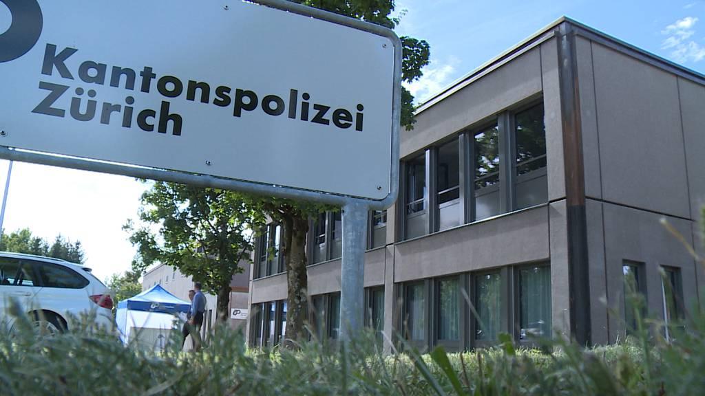 Verkehrsstützpunkt Hinwil nach Sanierung eingeweiht