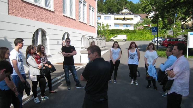 An der Jungbürgerfeier in Fislisbach im letzten Mai kamen 14 Jugendliche. Doch das ist nicht überall so.