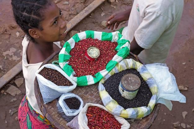 Madagaskar ist bekannt für exzellente Gewürze