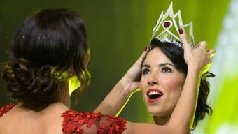 Im November 2015 gewählt und immer noch im Amt: Miss Schweiz Lauriane Sallin (23).