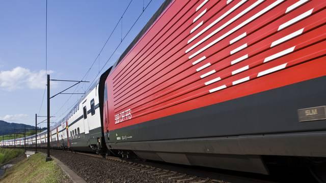 Die SBB-Züge rollen wieder (Symbolbild)