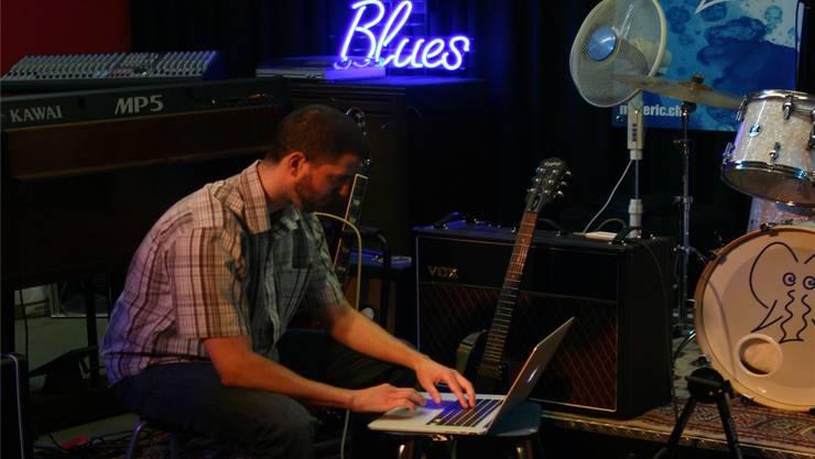 Davide Valerio, Präsident des Vereins «Bluesmerize» freut sich auf den 28. Juni