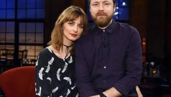 Model Eva Padberg und ihr Ehemann, der DJ Niklas Worgt, erwarte ihr erstes Kind. (Archiv)