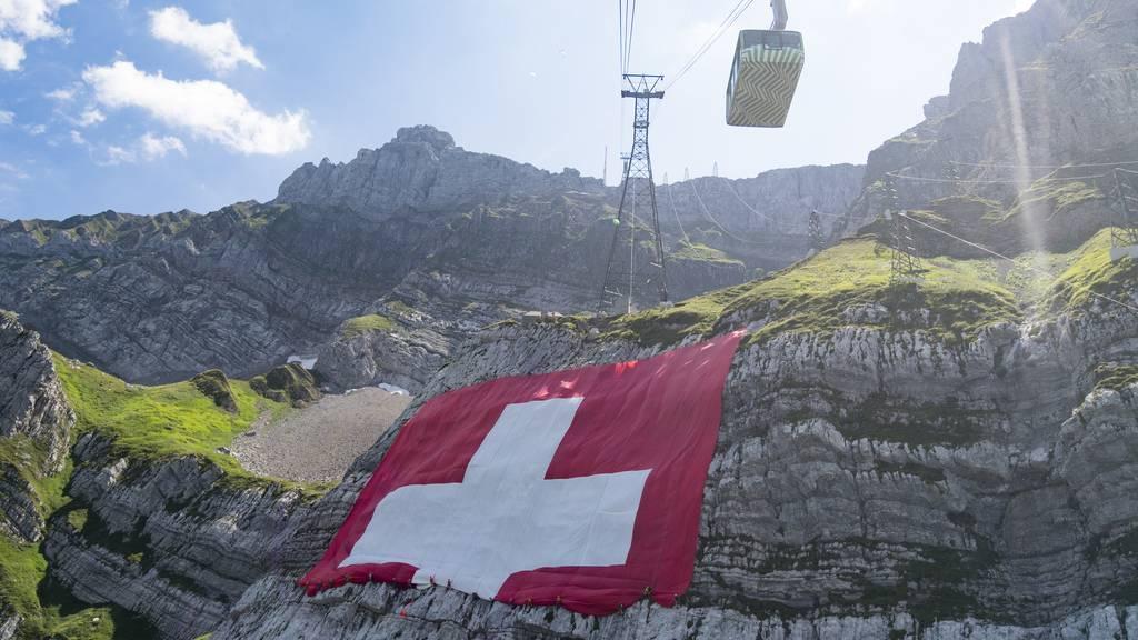 Die Schweiz gibt es gar nicht – dafür gibt es Beweise