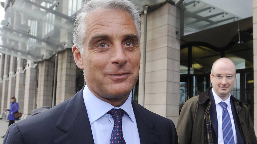 Der Banker Andrea Orcel arbeitete früher für die Schweizer Bank UBS: Orcel in London (Archivbild).