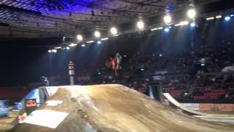 Mat Rebeauds 540° an der Night of the Jumps