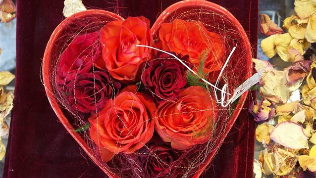 Am Valentinstag müssen es nicht unbedingt Blumen sein.