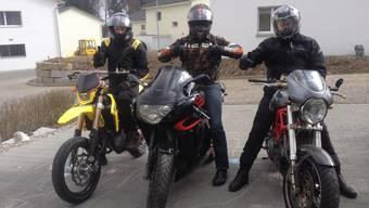 Der Frühling kommt, die Motorräder erwachen!