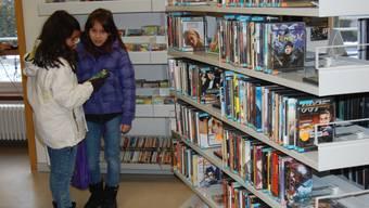 Die Stadtbibliothek. (Archiv)