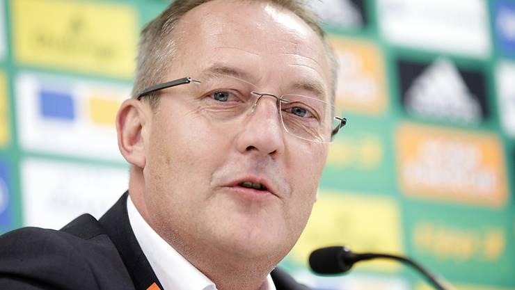 Fredy Bickel wird Rapid Wien im Mai verlassen