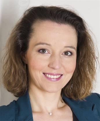 Christine Pellegrini dirigiert den Chor.ZVG
