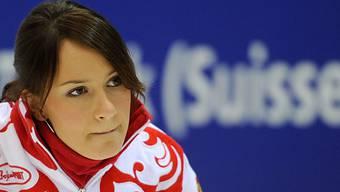 Russlands hoffnungsvoller Skip Anna Sidorowa