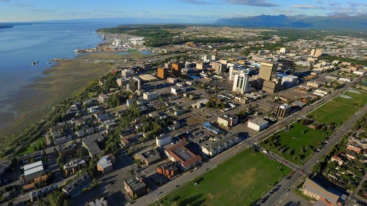 Temperaturrekord mit 32,2 Grad in Anchorage. Wissenschaftler gehen davon aus, dass die Klimaerwärmung in Alaska deutlich schneller voranschreitet als im Erddurchschnitt. (Archivbild)