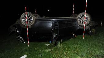 Jugendlicher entwendet Auto und verunfallt in Oensingen