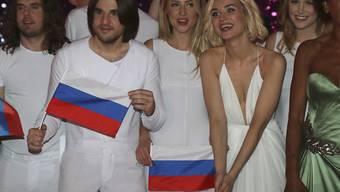 Qualifikation statt Pfiffe: Russlands ESC-Vertreterin Polina Gagarina