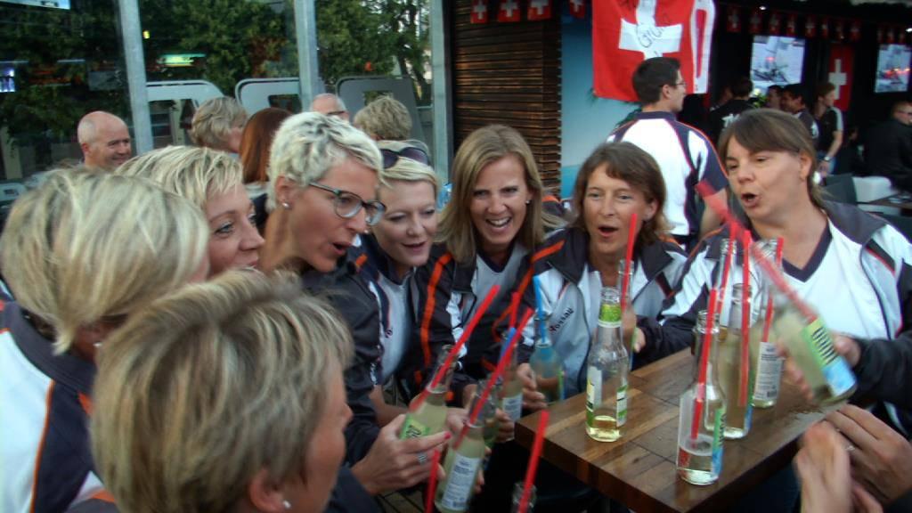 Public Viewing Gossau (© Christoph Fust/TVO)