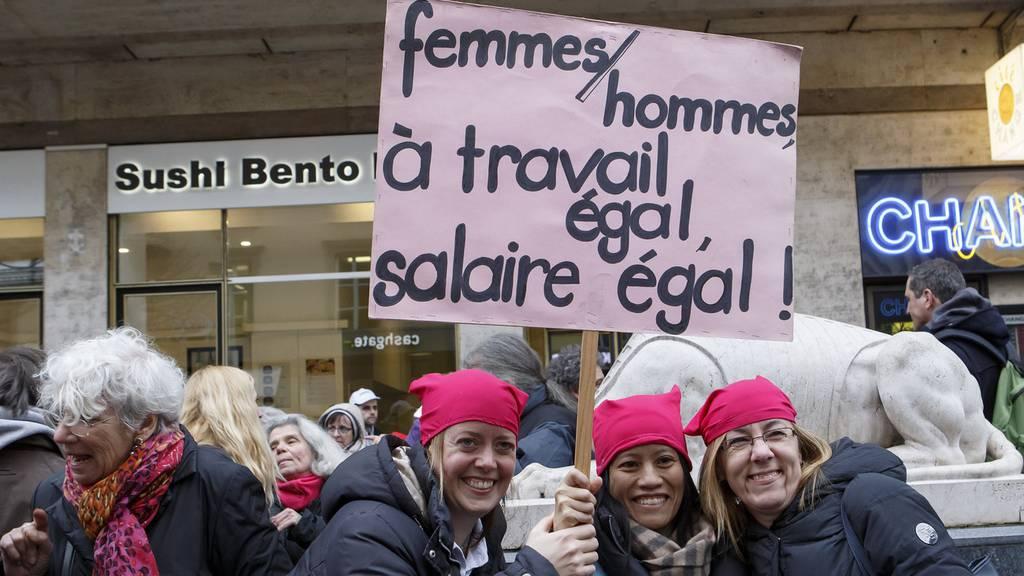 Um diese Rechte haben Schweizer Frauen gekämpft