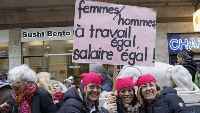 Für diese Rechte haben Schweizer Frauen gekämpft