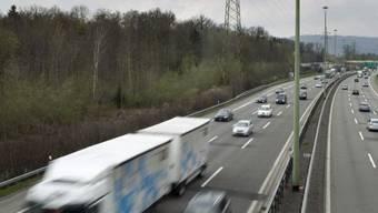 Am Rand der Autobahn werden bald Tafeln aufgestellt, die auf die touristischen Perlen im Kanton verweisen. Das Vorhaben wurde vor weit über 20 Jahren lanciert. (Archiv)