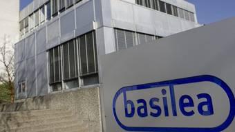 Dank eines Pilzmedikaments machte die Pharmafirma Basilea mehr Umsatz. (Archiv)