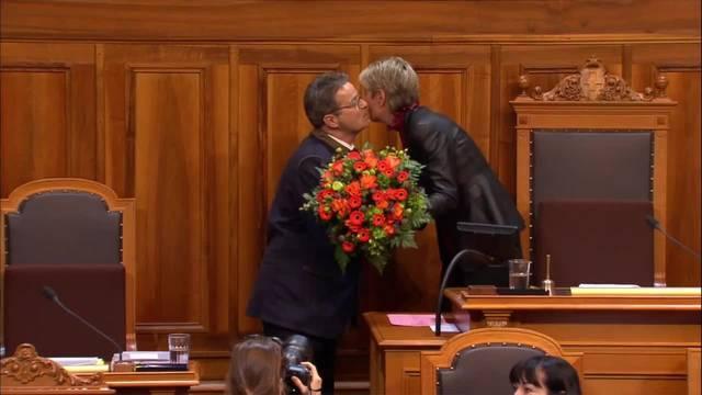 Jean-René Fournier ist Ständeratspräsident
