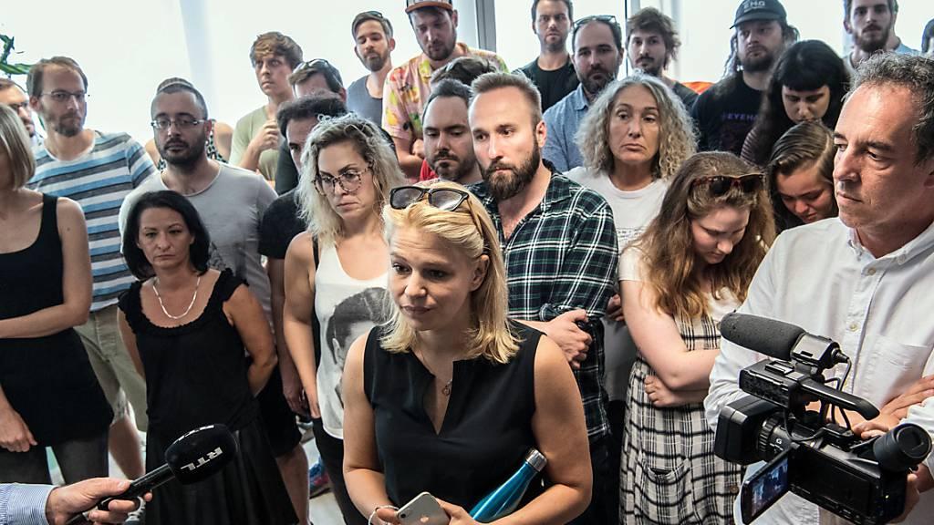In Ungarn stirbt die Medienfreiheit auf Raten