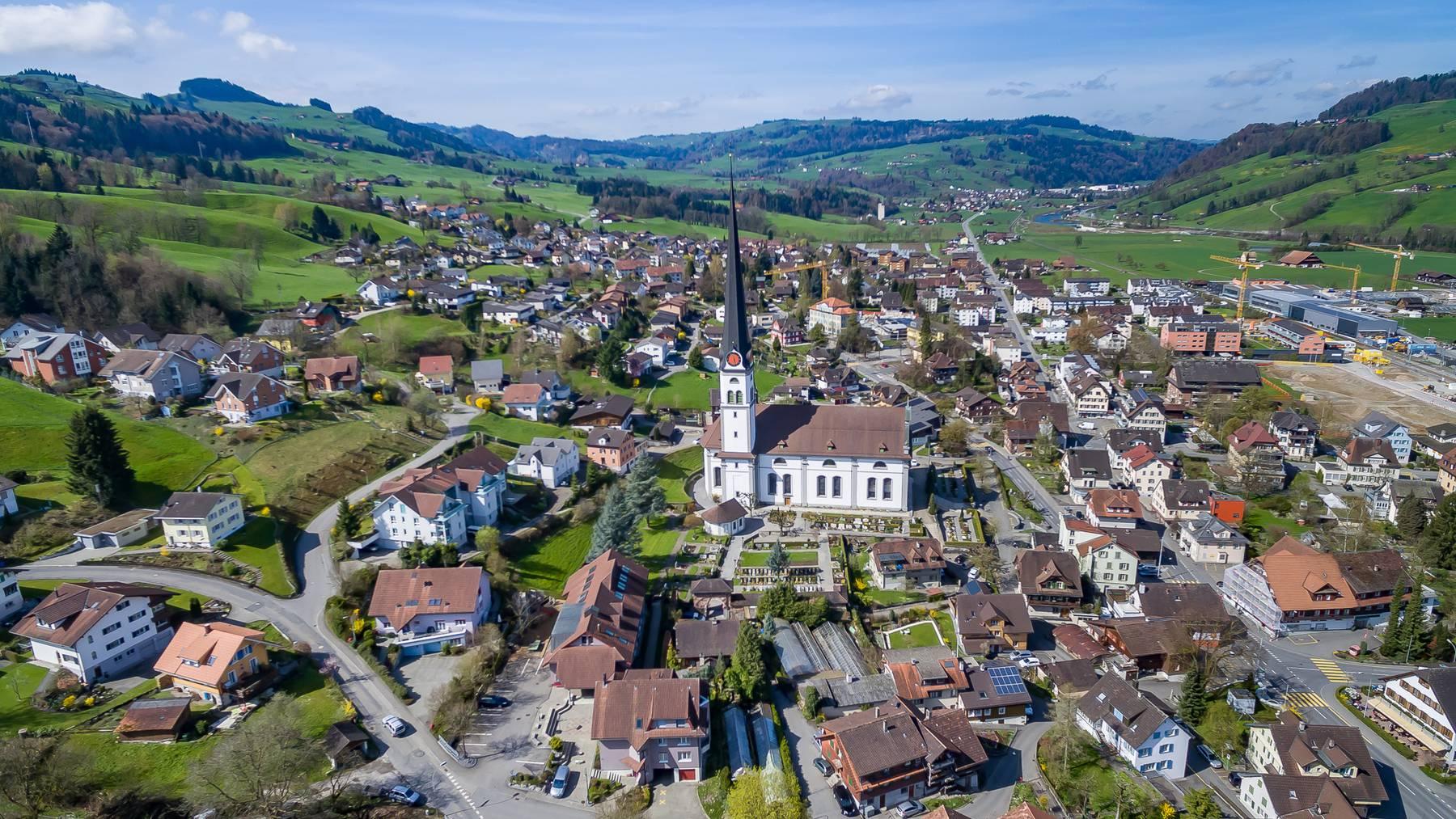 Gebäudeversicherung Luzern mit kleineren Schäden