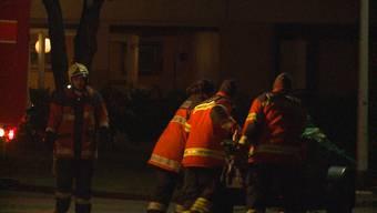 Wohnhaus evakuiert in Trimbach