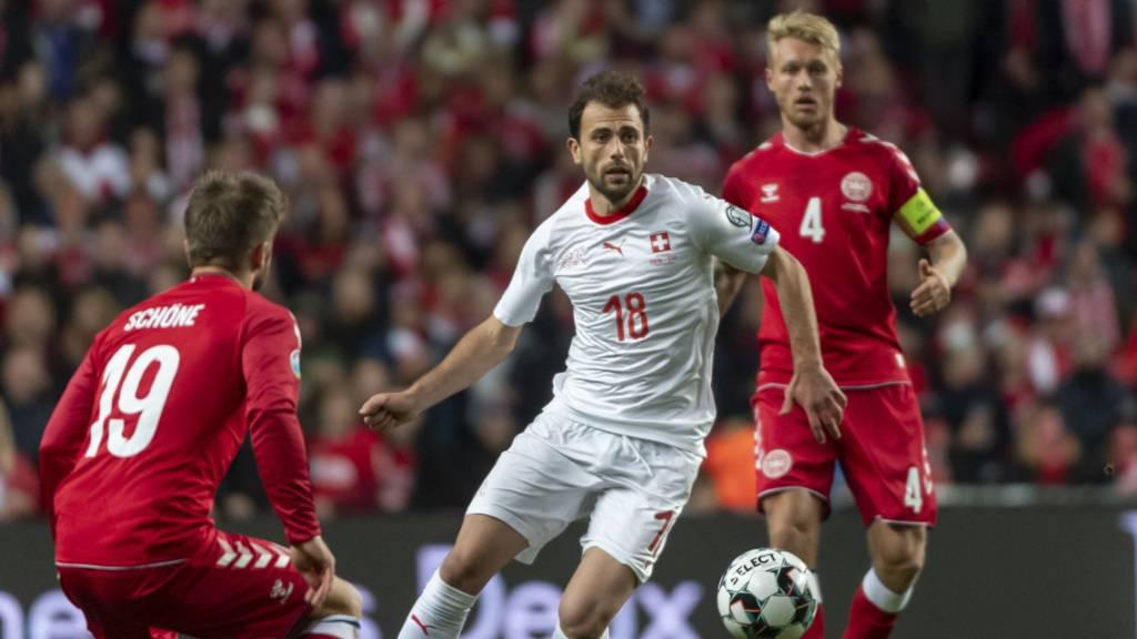 Die Schweizer Stürmer treffen 2019 nur spärlich