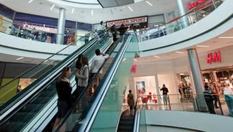 Das Glattzentrum lockt mehr als neun Millionen Besucher im Jahr an.